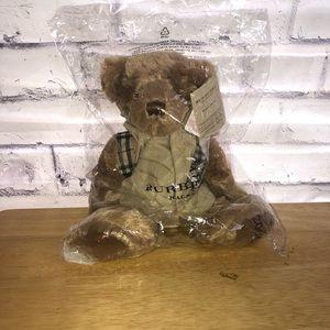 Burberry Bear.  NEW
